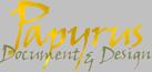 Papyrus Document & Design